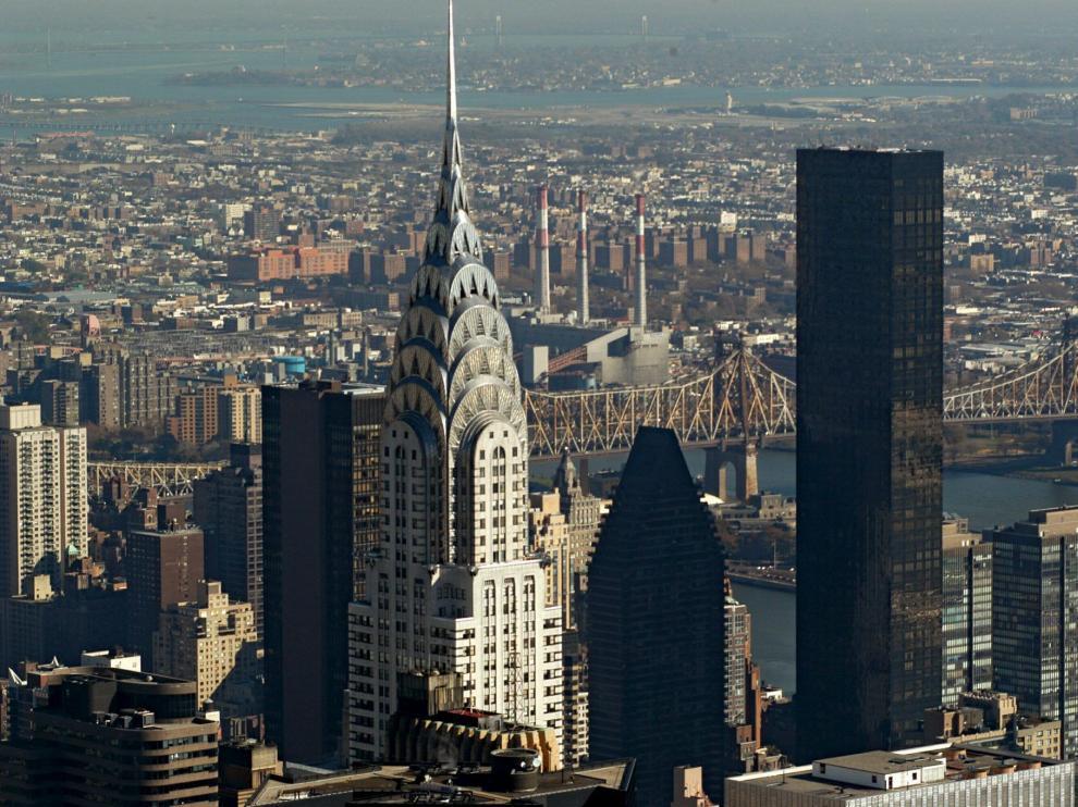 El Edificio Chrysler, en una imagen de 2005.