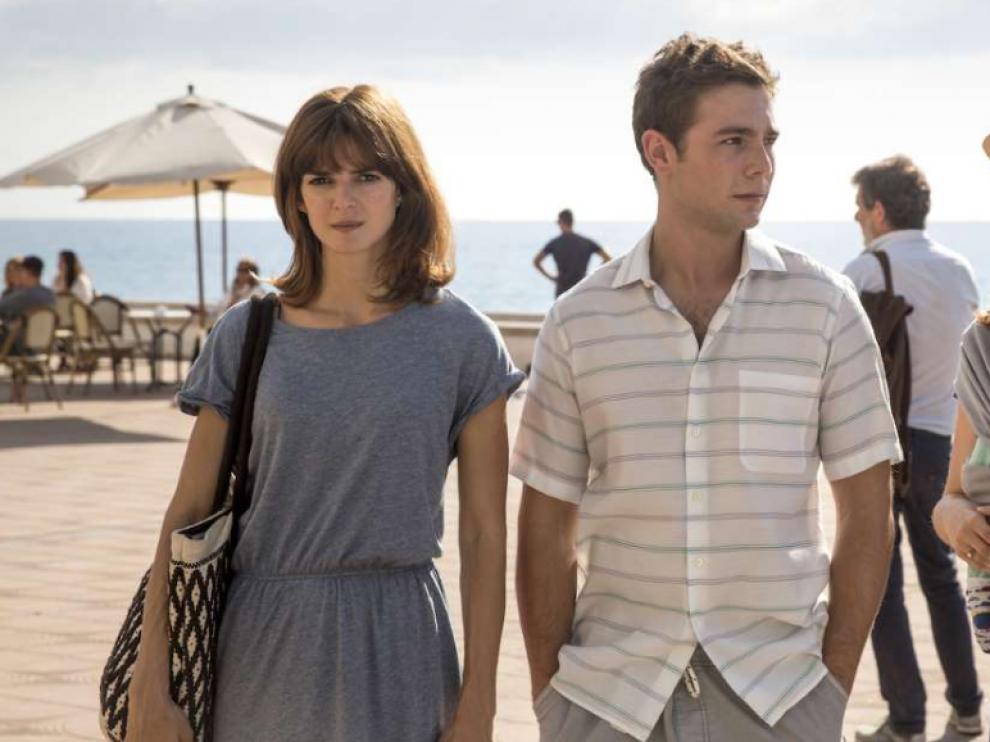 Fotograma de la película 'Gente que viene y bah'.