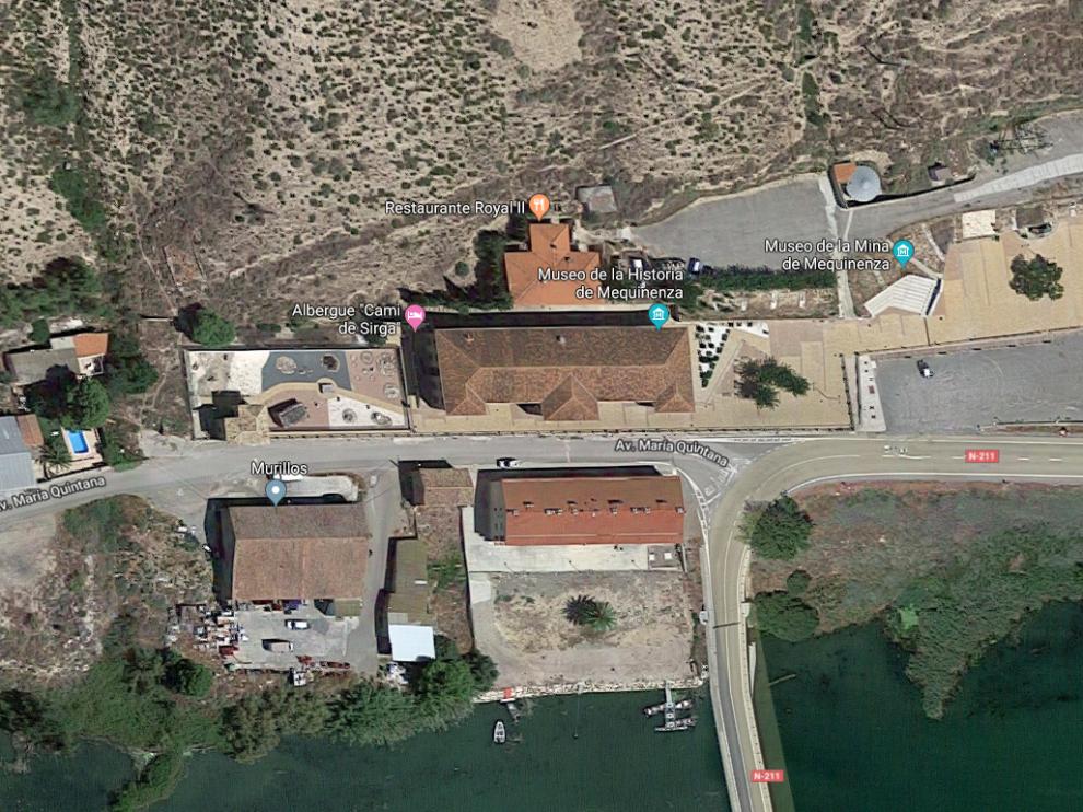 Museos de Mequinenza.