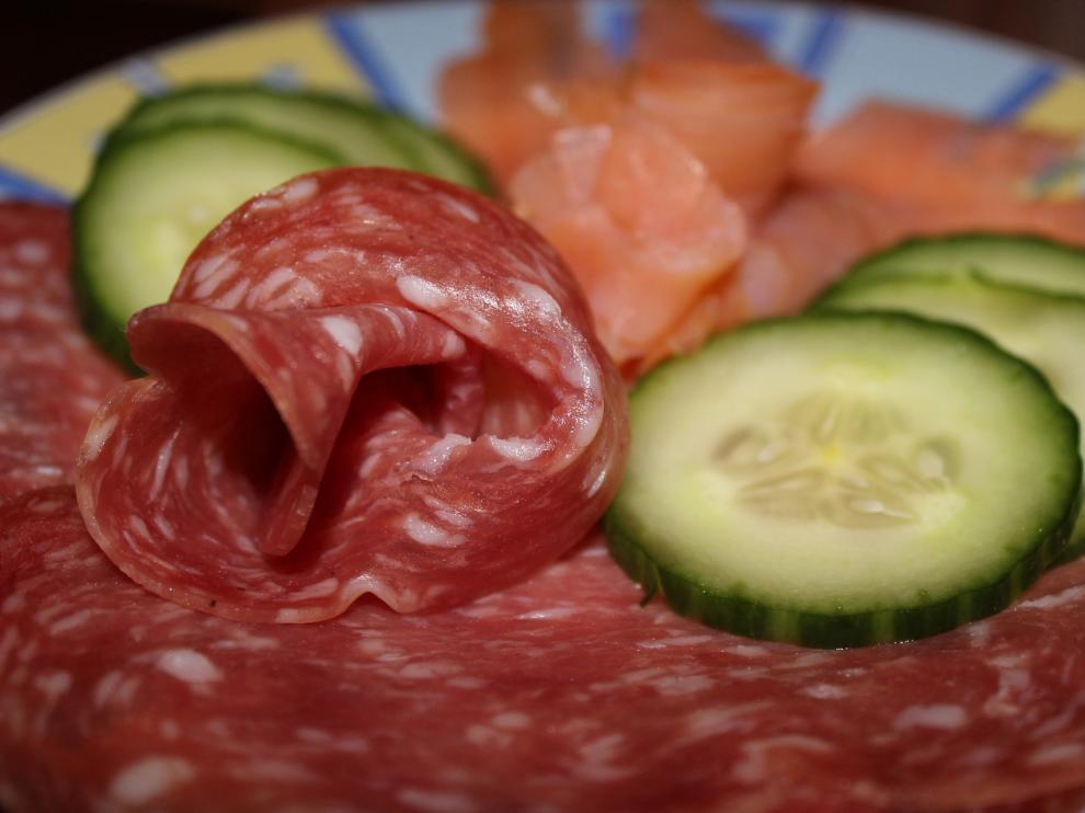 El hierro de carnes y pescados se absorbe cinco veces más que el de legumbres y verduras.