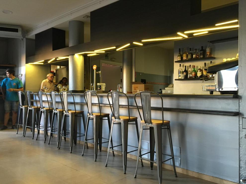 El bar restaurante se quiere volver a abrir en febrero