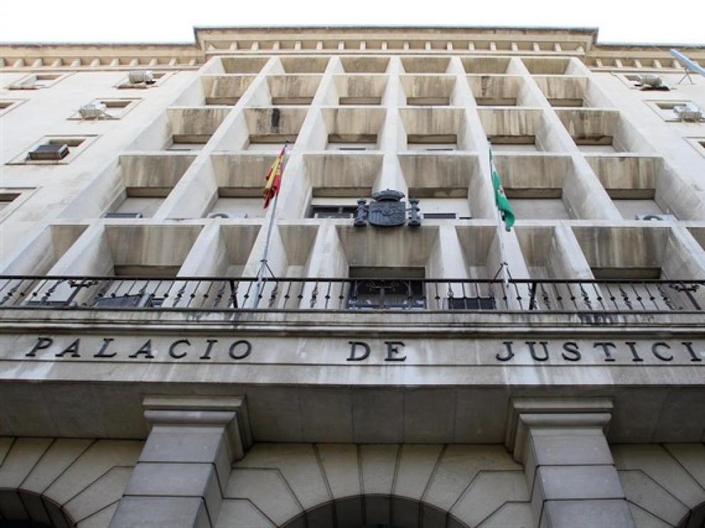 La Audiencia Provincial de Sevilla.
