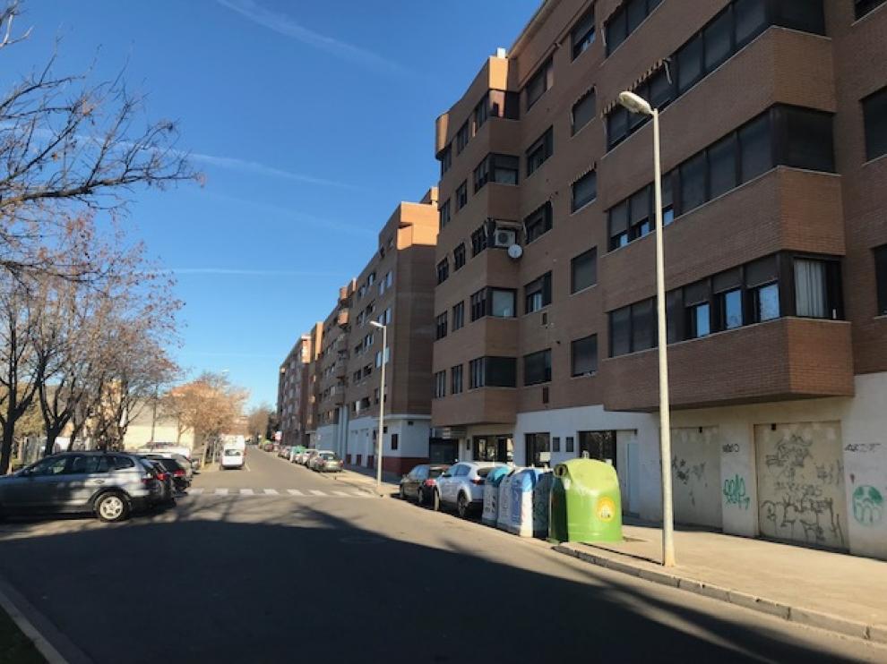 Los tres robos se cometieron en viviendas del entorno de la calle Fuente del Ibón