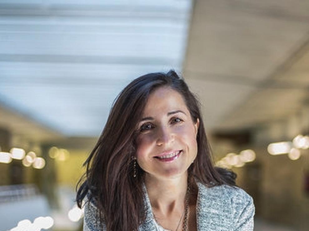 Alejandra Cortés, tercera mejor docente de España
