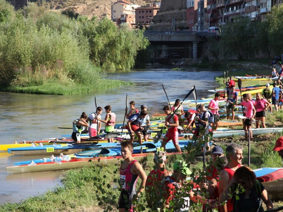 La remodelación del canal de aguas bravas del Cinca es una de las inversiones previstas.