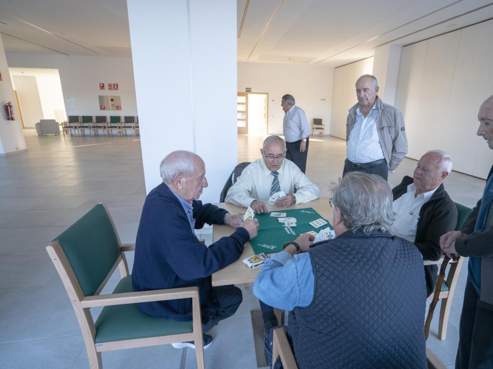 """El organismo contempla un """"sustancial"""" envejecimiento de la población española."""