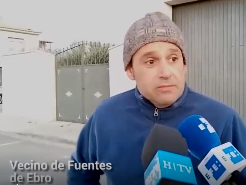 Vecino de Fuentes de Ebro.