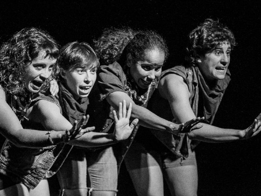El nuevo feminismo inunda el Teatro de la Estación con 'Las solidarias'.
