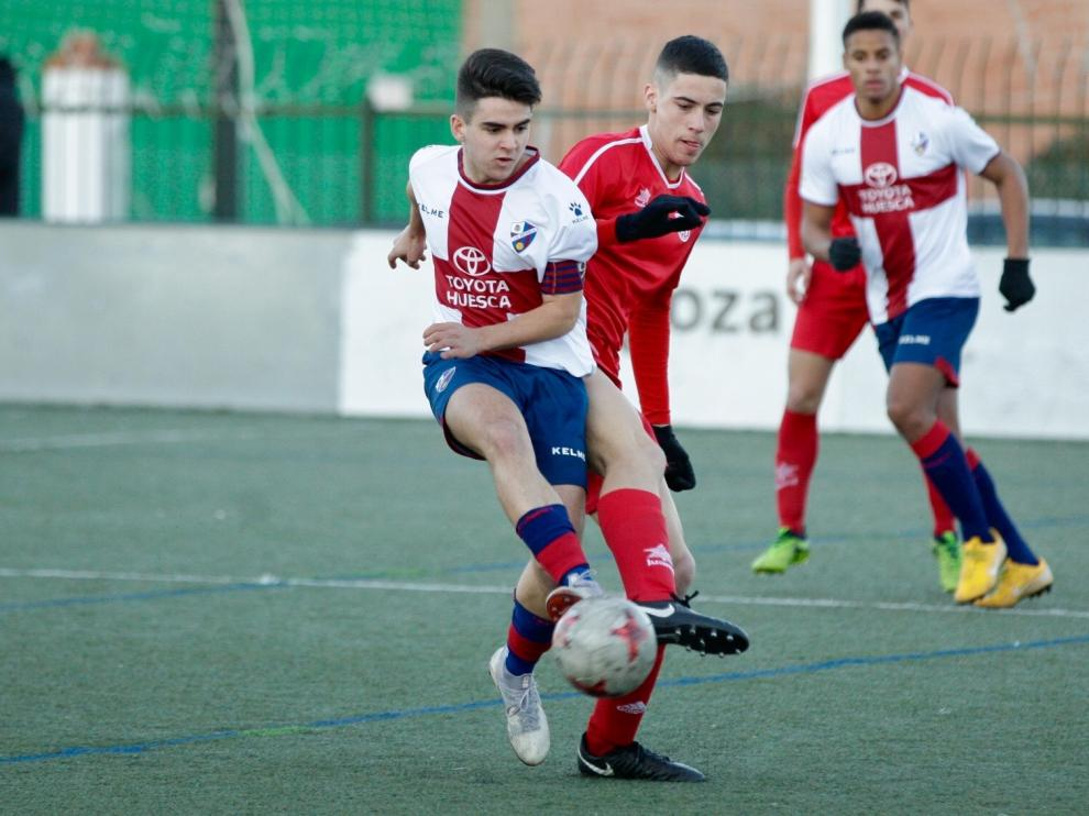 Fútbol. LNJ- San Gregorio vs. Huesca.