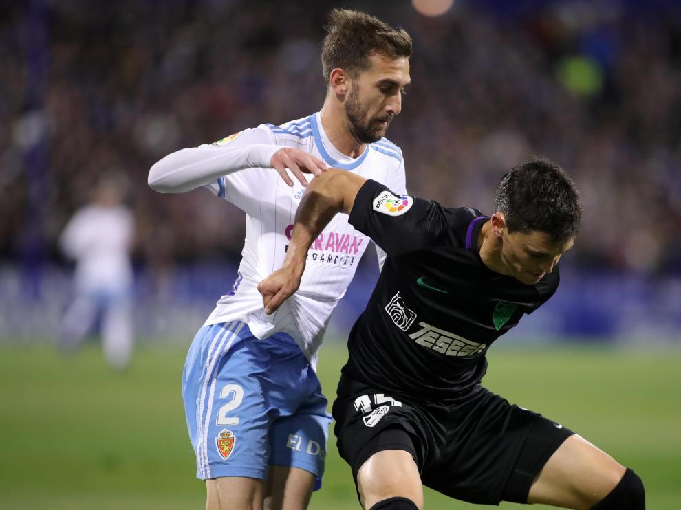 Real Zaragoza - Málaga