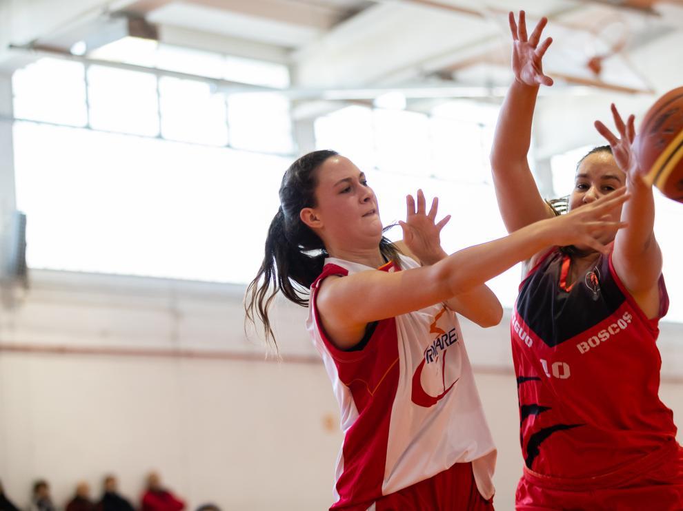 Baloncesto. Primera Nacional Femenina- Antiguo Boscos vs. Romareda.
