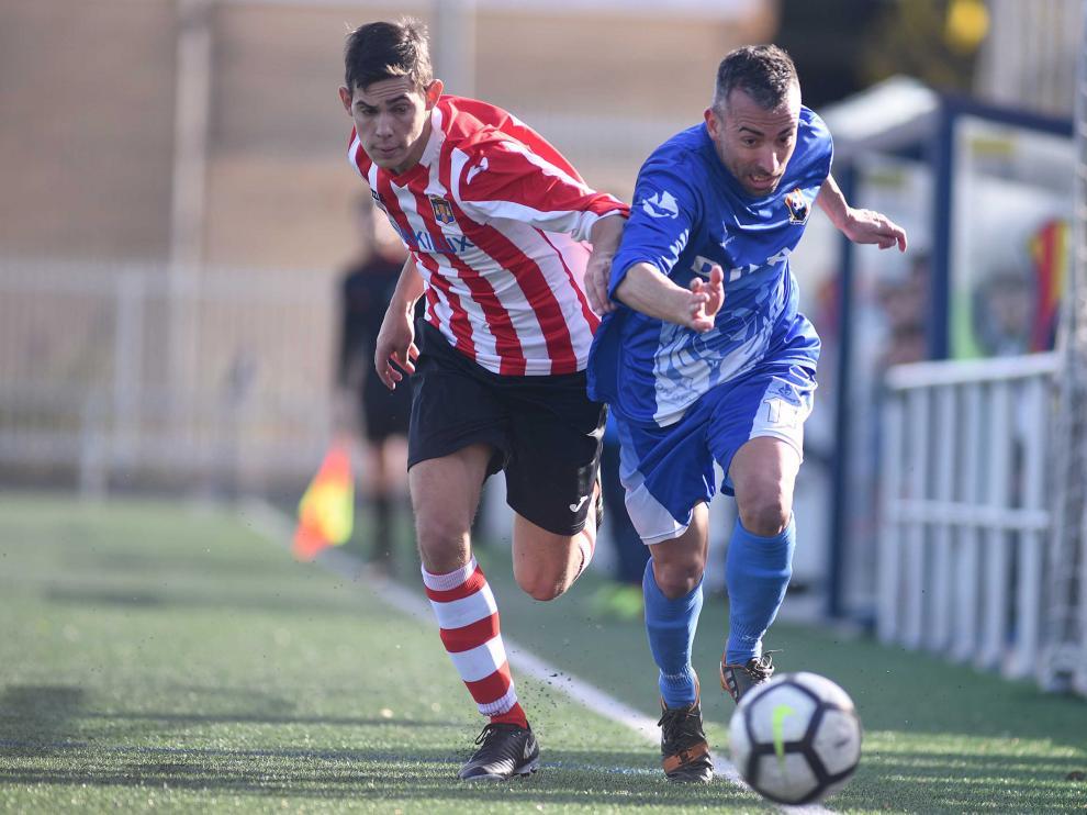 Fútbol. Regional Preferente- San José vs. Magallón.