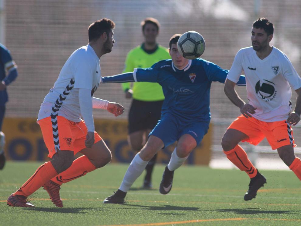 Fútbol. Regional Preferente- Valdefierro vs. Andorra.