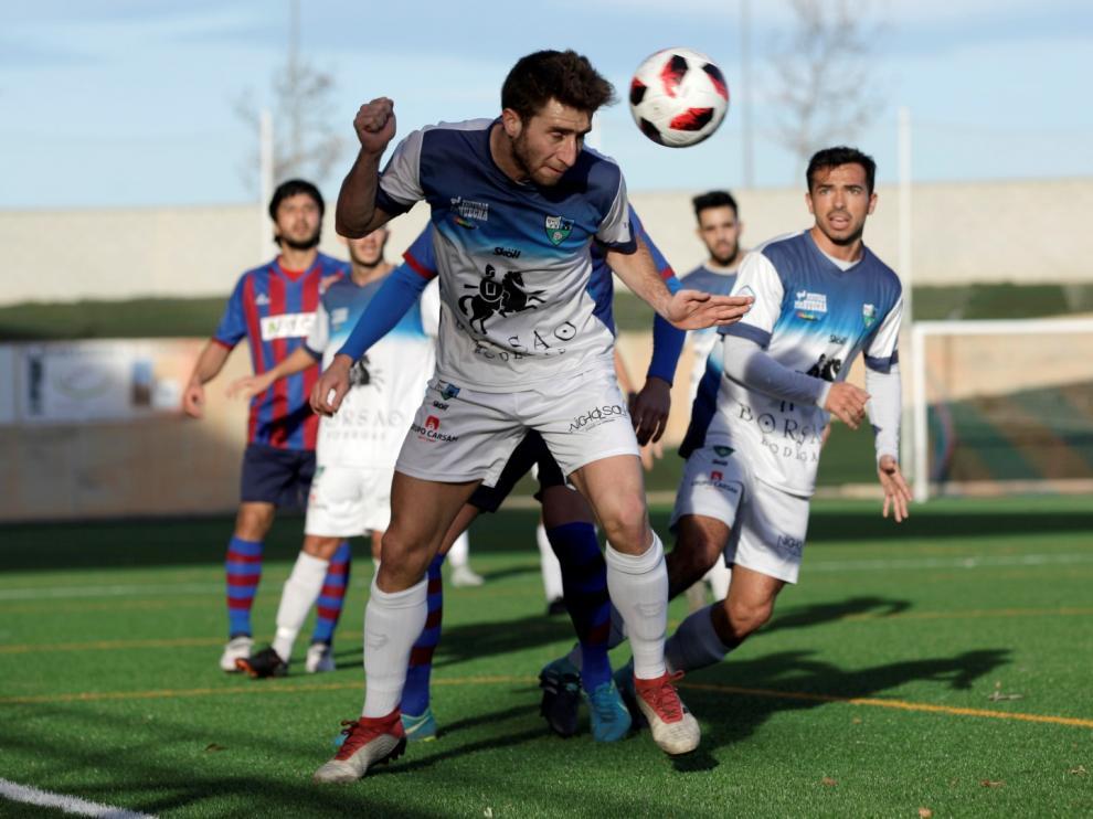 Fútbol. Tercera División- Villanueva vs. Borja.