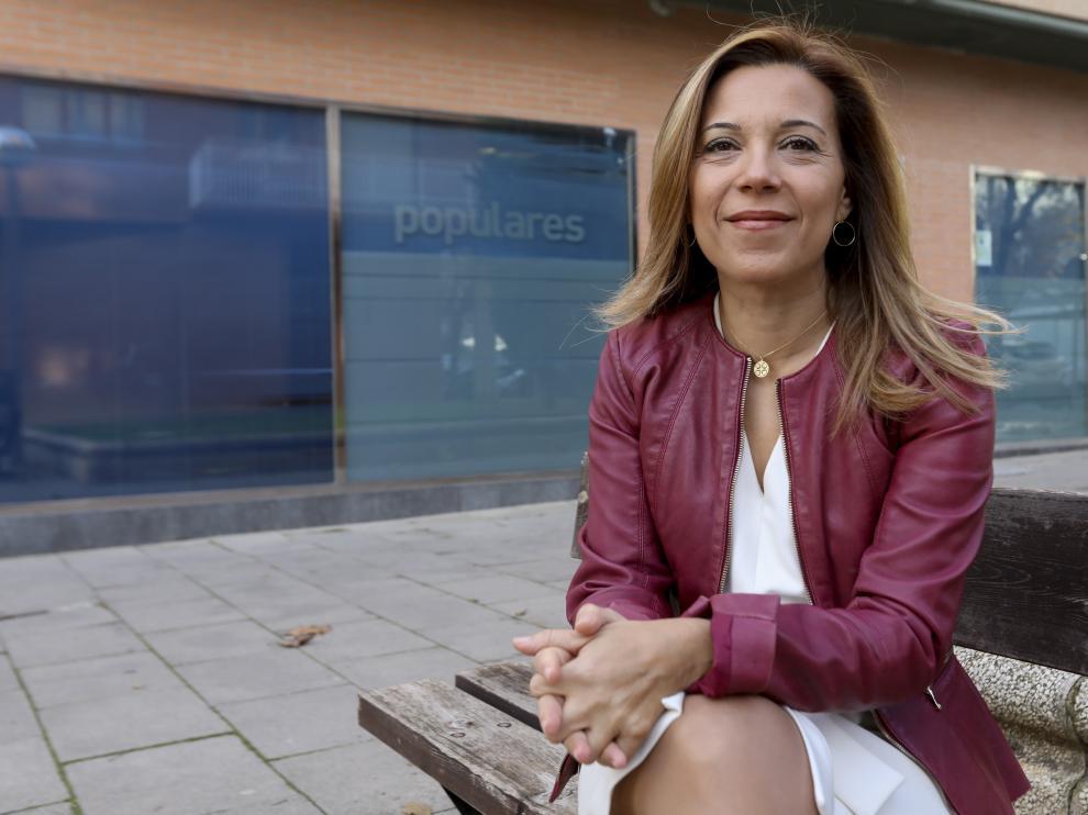 Ana Alós, diputada en el Congreso, será de nuevo candidata a la Alcaldía