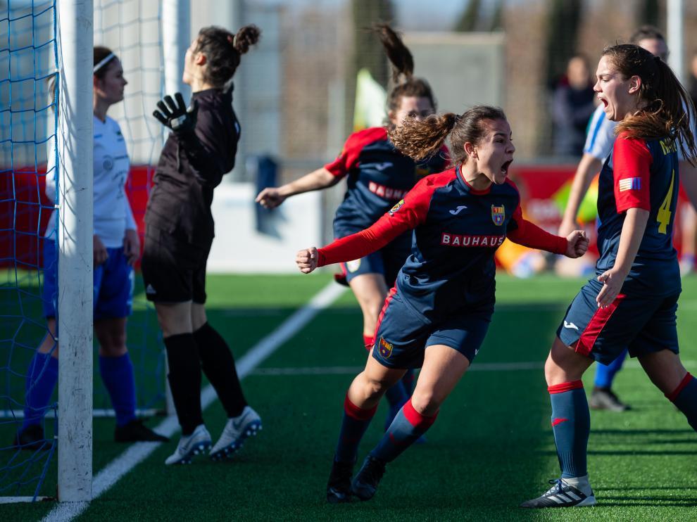 Fútbol. Segunda División Femenina Oliver vs Añorga