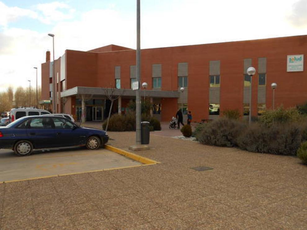 El centro de salud de Tarazona es uno de los edificios públicos premiados por su accesibilidad.
