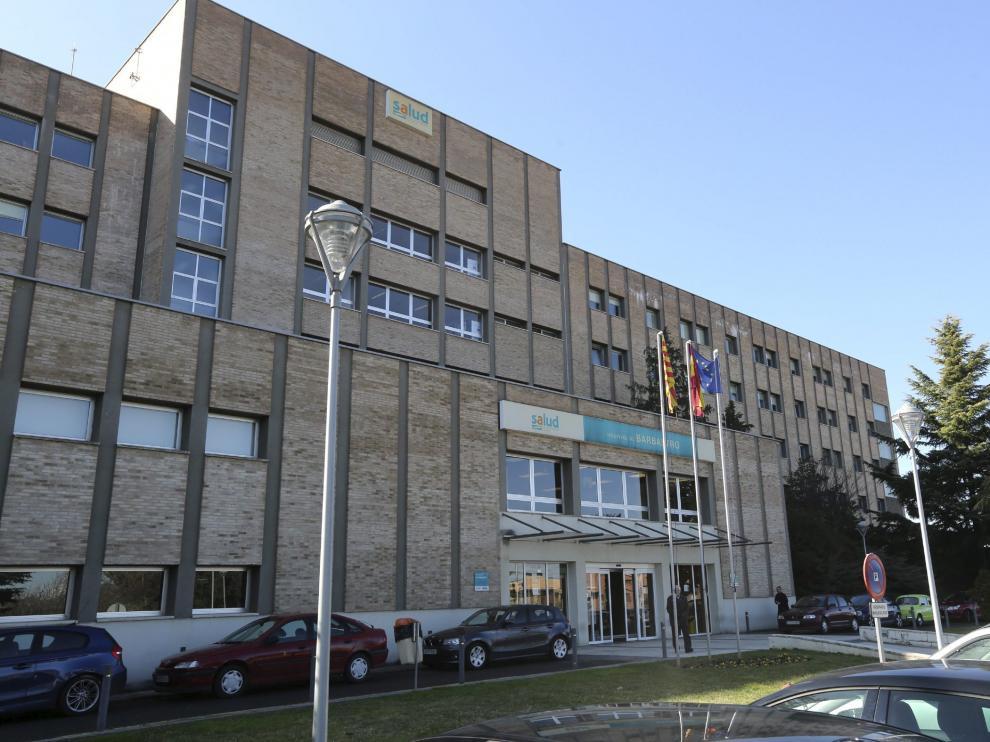 La avería afecta al TAC del hospital de Barbastro