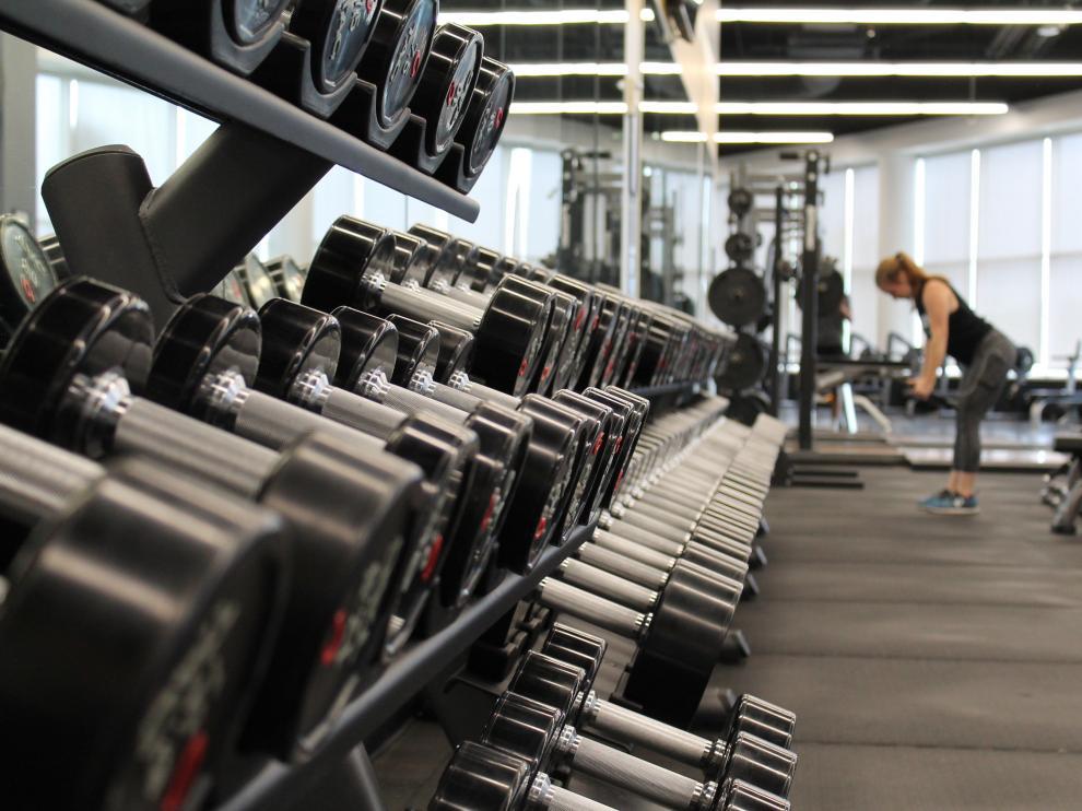 Hay determinados productos que, necesariamente, deben acompañarnos al 'gym'.