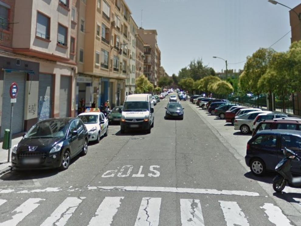 Panorámica de la calle de Doctor Iranzo