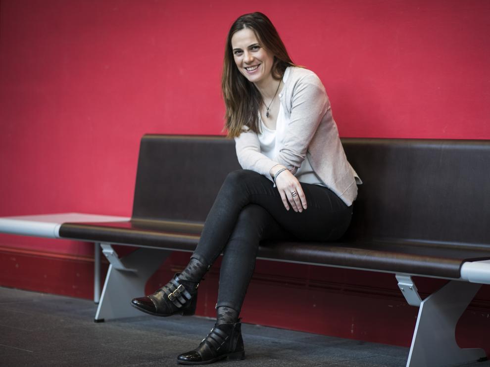 La zaragozana Nerea Irigoyen Vergara dirige un grupo de investigación en la Universidad de Cambridge