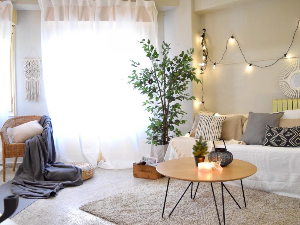 El Home Staging preparado por Landa Propiedades.