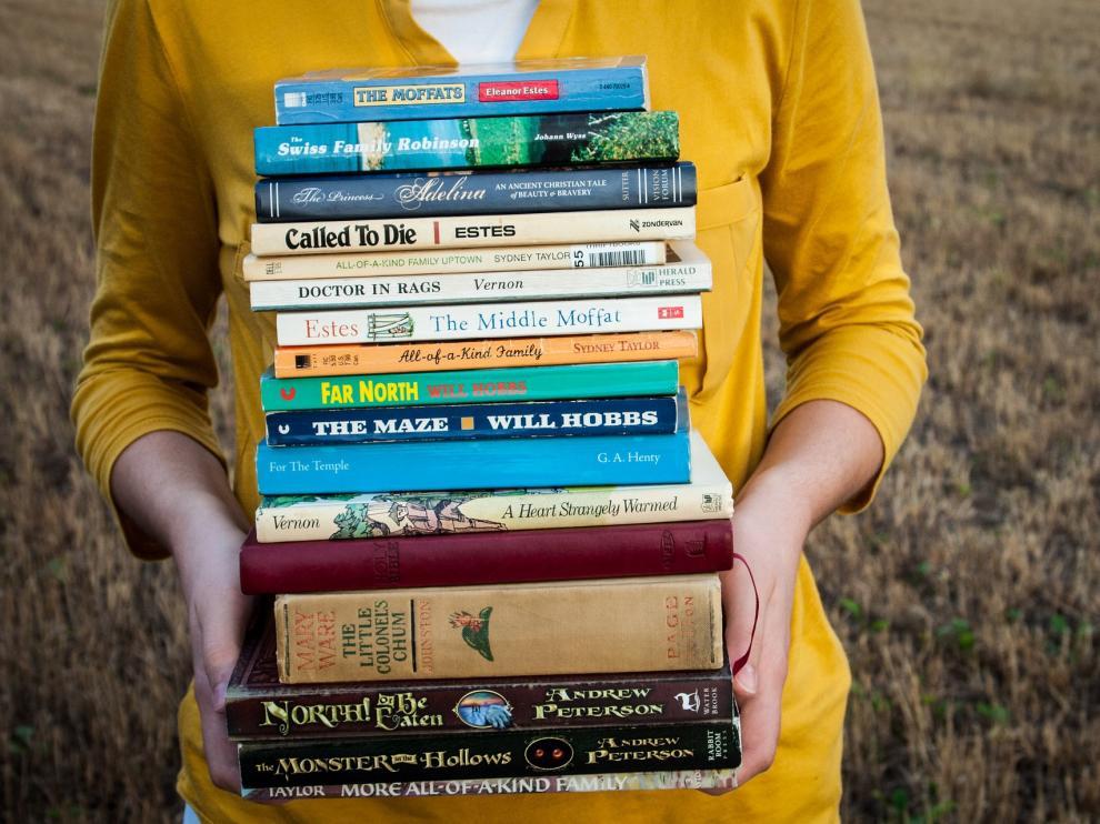 Leer antes de dormir te ayuda a descansar mejor.