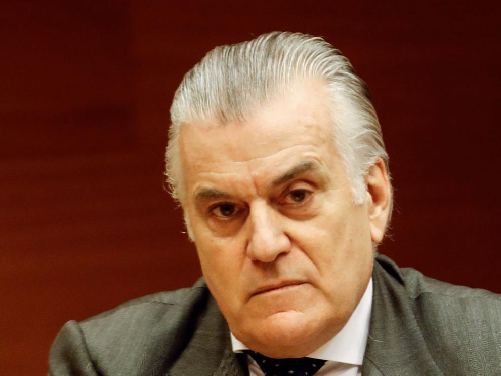 El extesorero del PP, Luis Bárcenas.