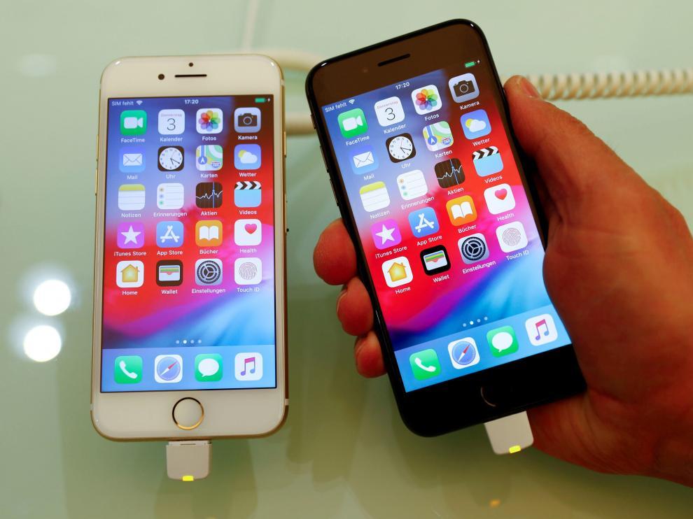 La empresa de la manzana mordida recambió 11 millones de baterías de iPhone cuando sus previsiones eran entre 1 y 2 millones.