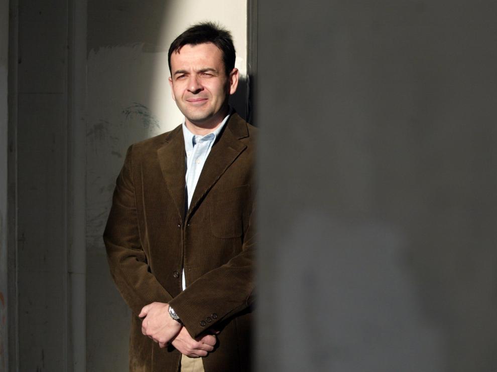 El abogado zaragozano Luis Mangrané en una imagen de archivo.