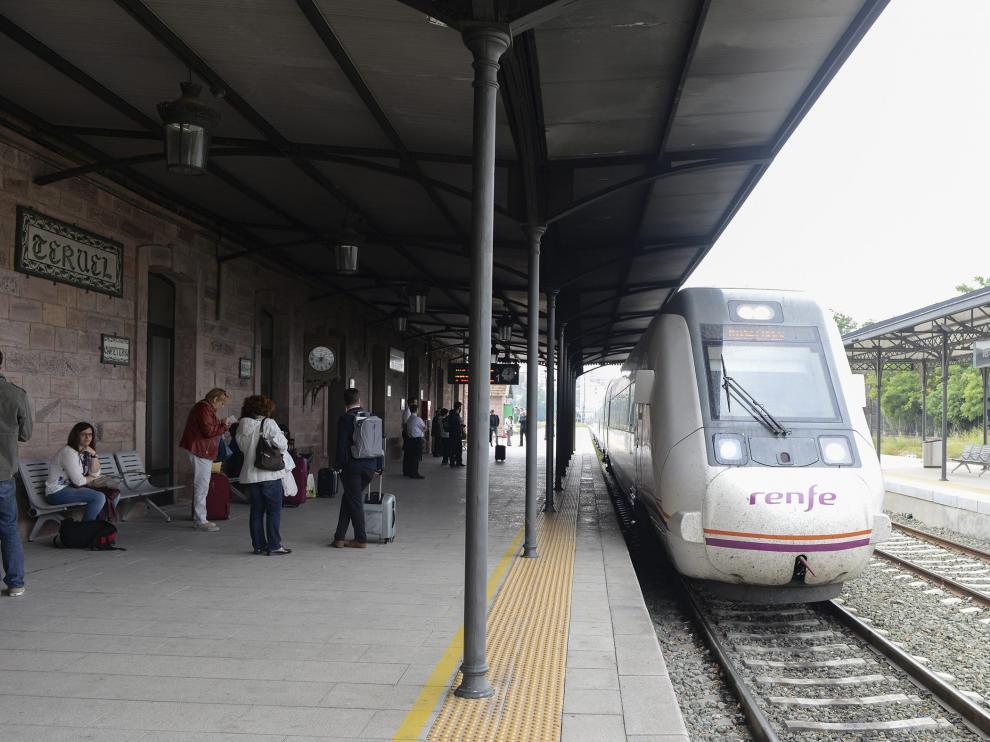 La renovación del ferrocarril Zaragoza-Sagunto sufrió el mayor incumplimiento inversor de Aragón en 2018, de 51,8 millones.