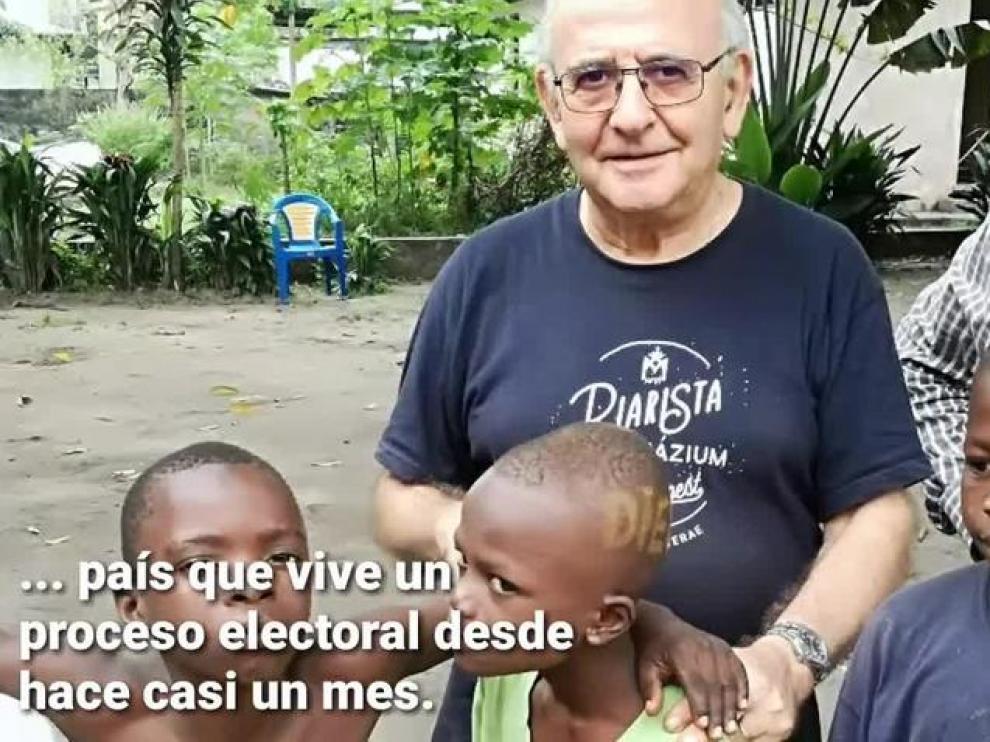 """Javier Negro: """"En Congo no han podido votar de 8 a 10 millones de personas"""""""
