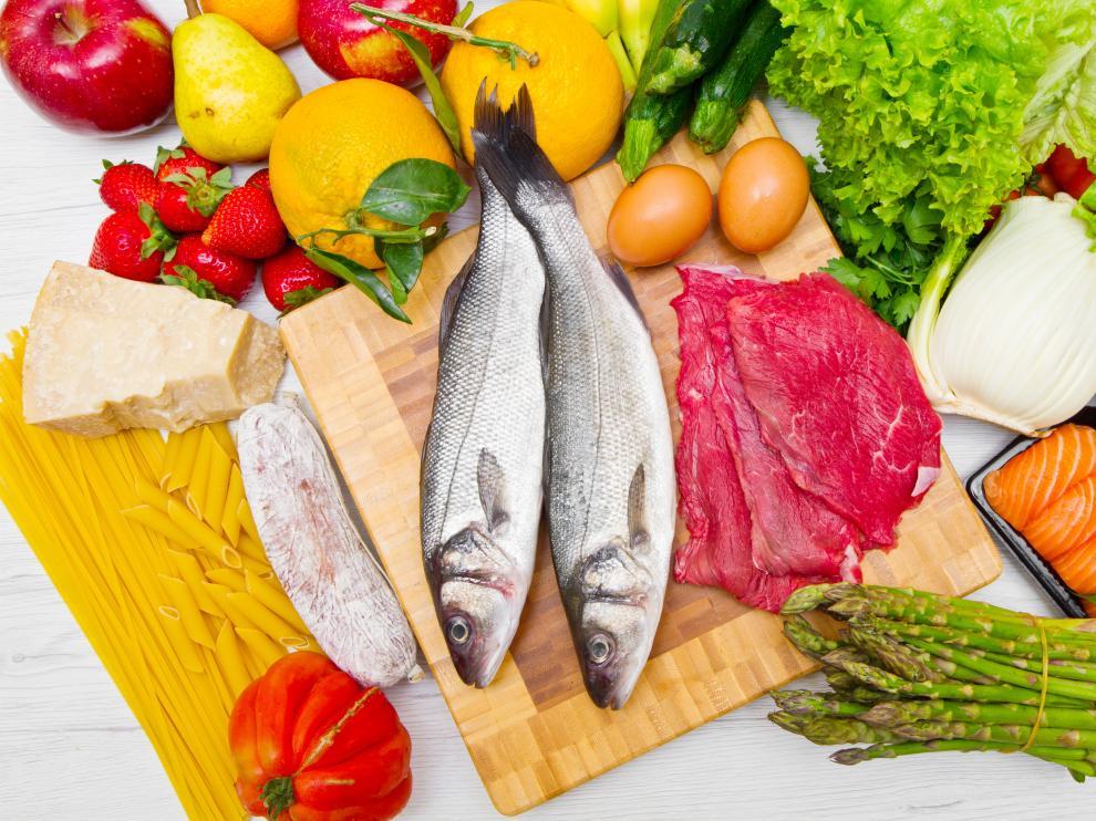 Dieta carne y verduras