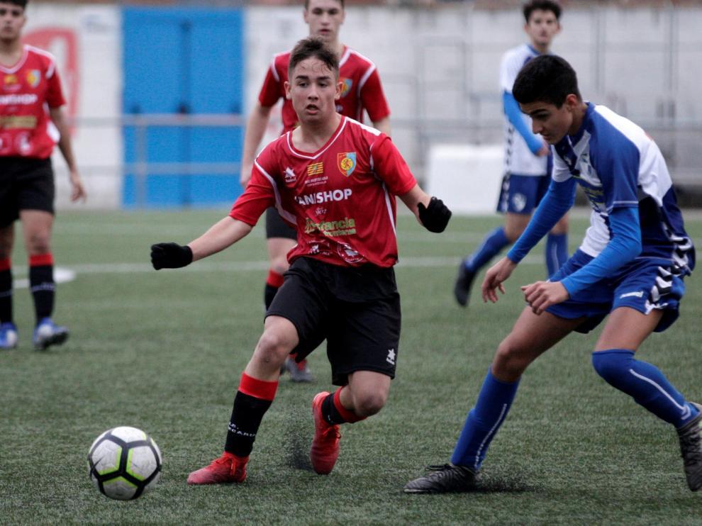 Fútbol. División de Honor Cadete Ebro vs Montecarlo