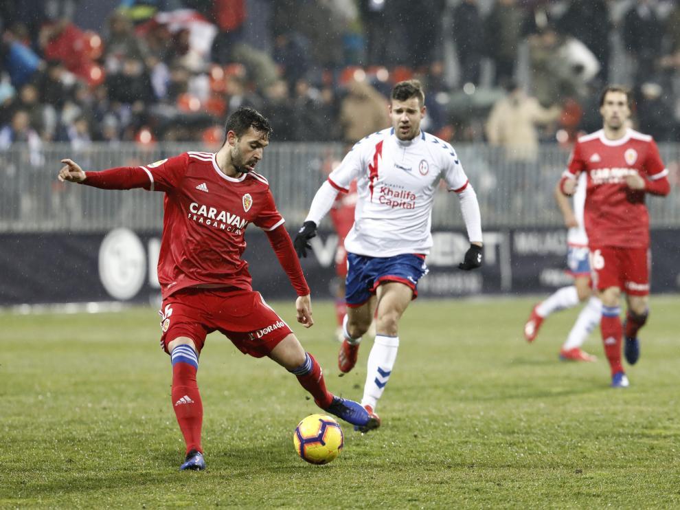 Rayo Majadahonda-Real Zaragoza