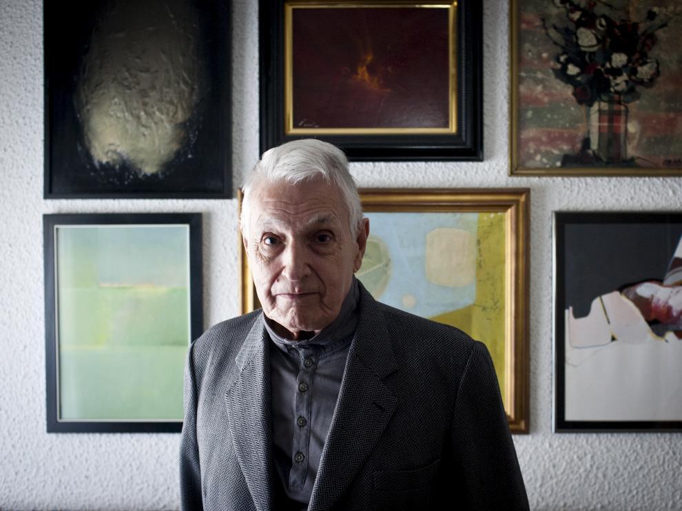Fallece el historiador y crítico de arte Ángel Azpeitia