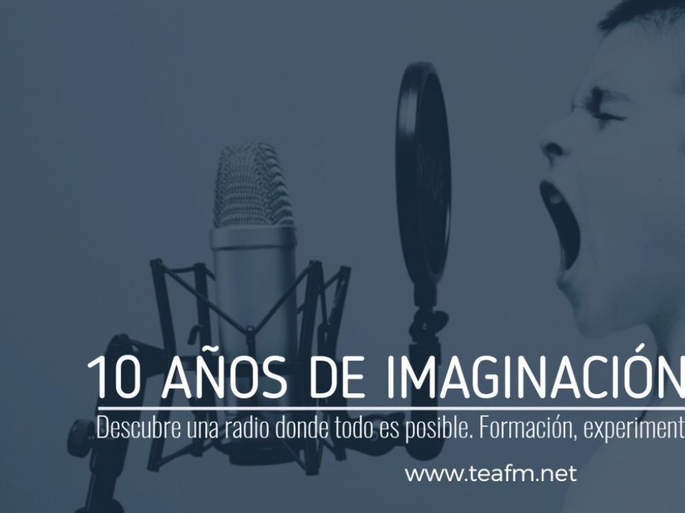 Décimo aniversario de TEA FM.