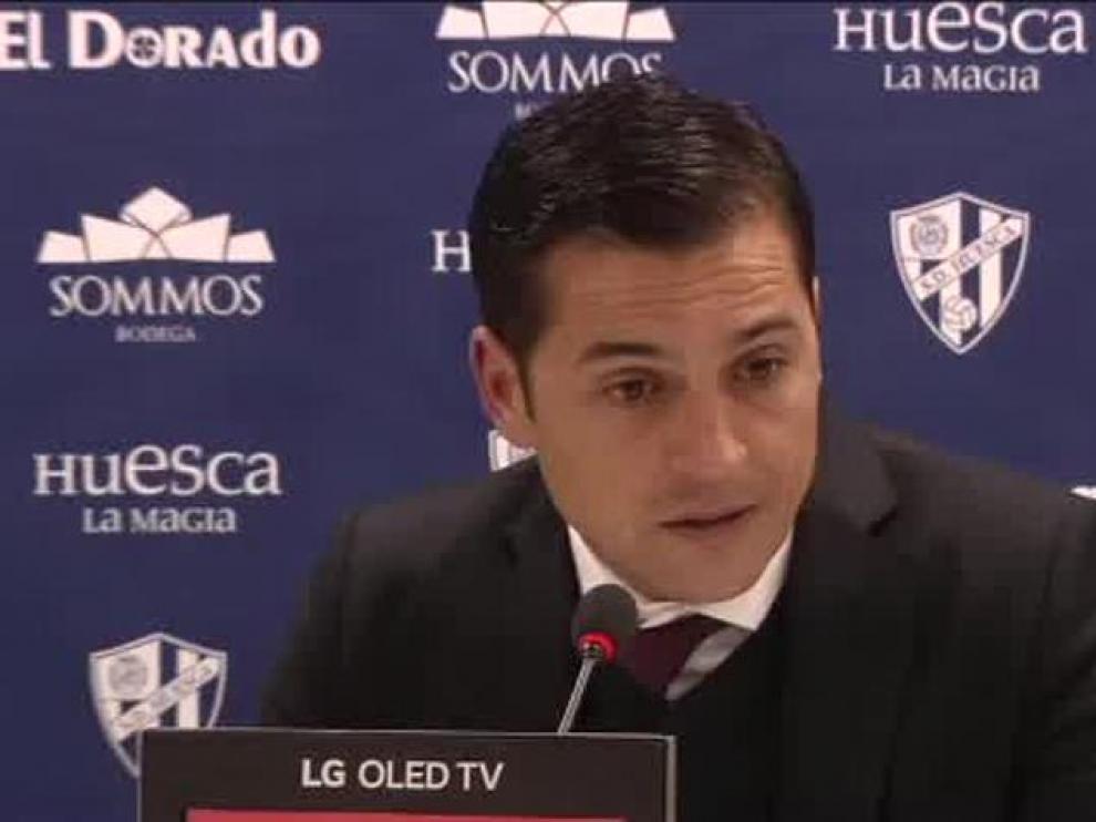 Francisco Rodríguez en rueda de prensa.