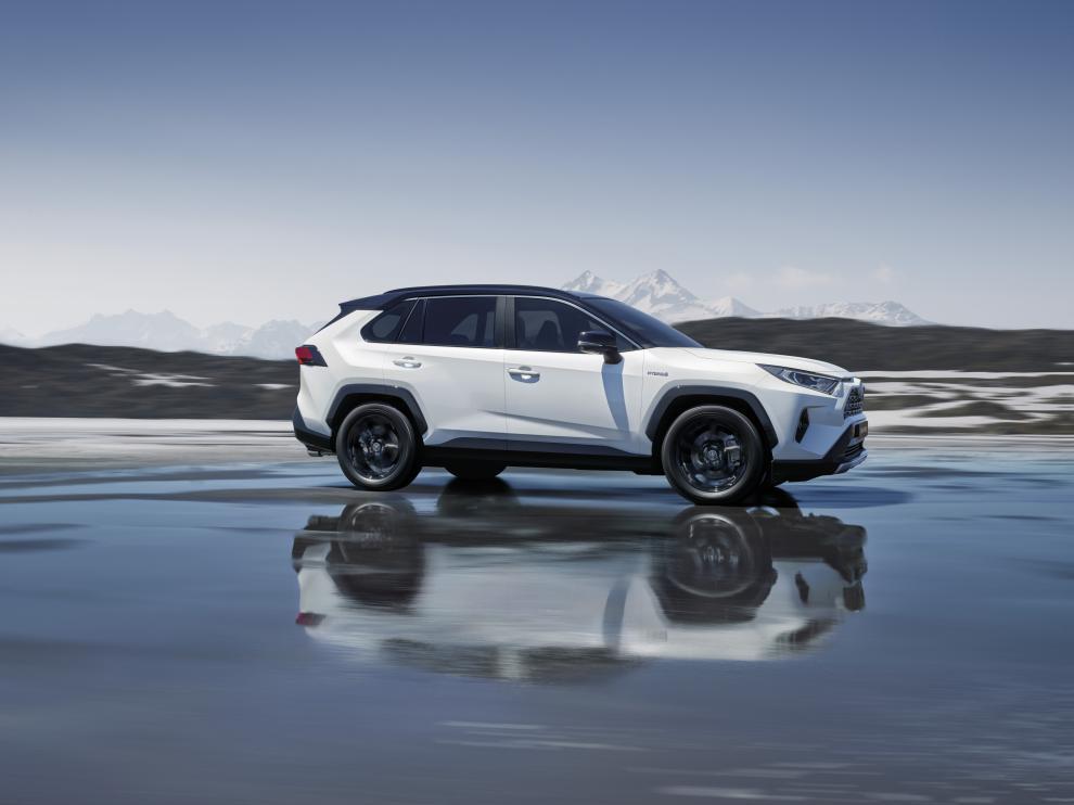 RAV4 Hybrid de Toyota