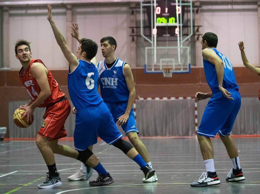 Baloncesto. Primera Nacional Masculina Unizar CBZ vs Helios