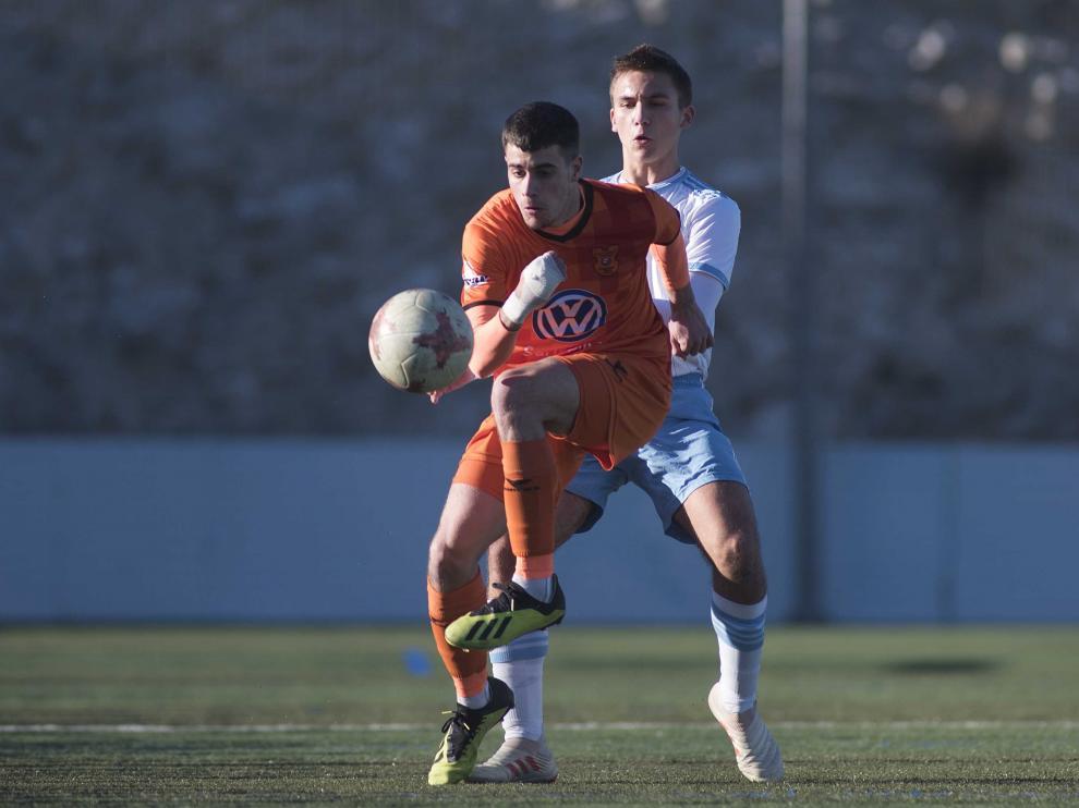 Fútbol. Liga Nacional Juvenil Real Zaragoza vs Juventud