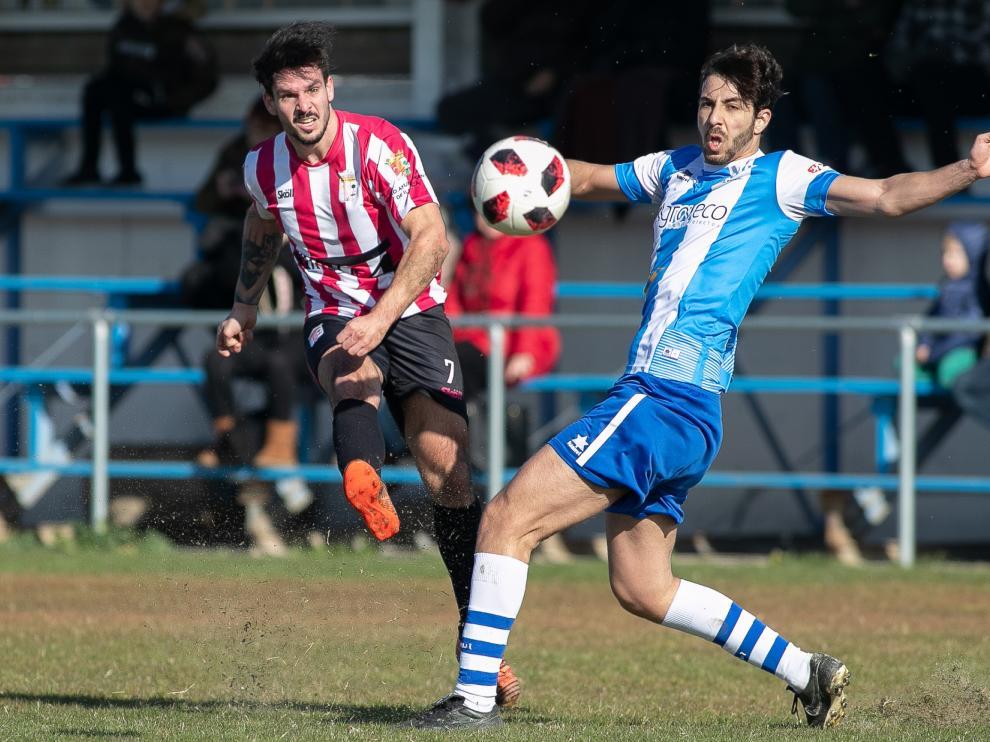 Fútbol. Tercera División Casetas vs Illueca