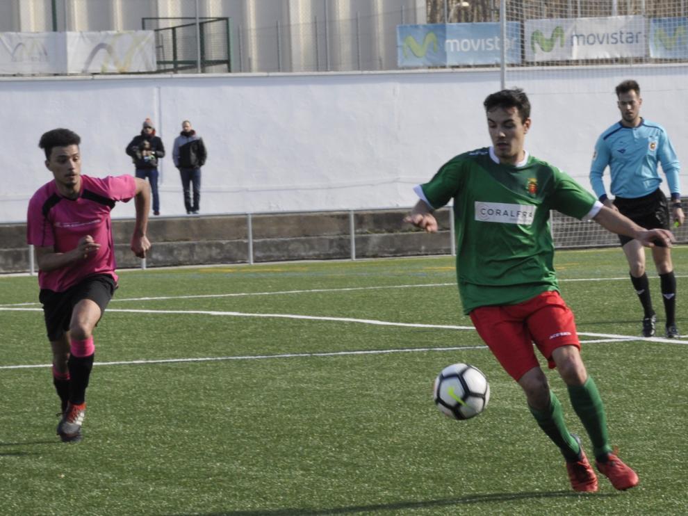 Fútbol. Regional Preferente Jacetano vs Altorricón