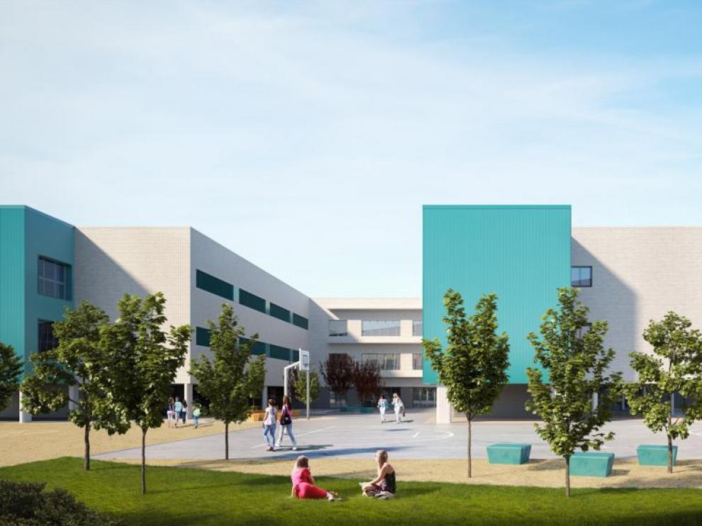 Los alumnos del IES de Cuarte cambiarán los barracones por aulas en ...