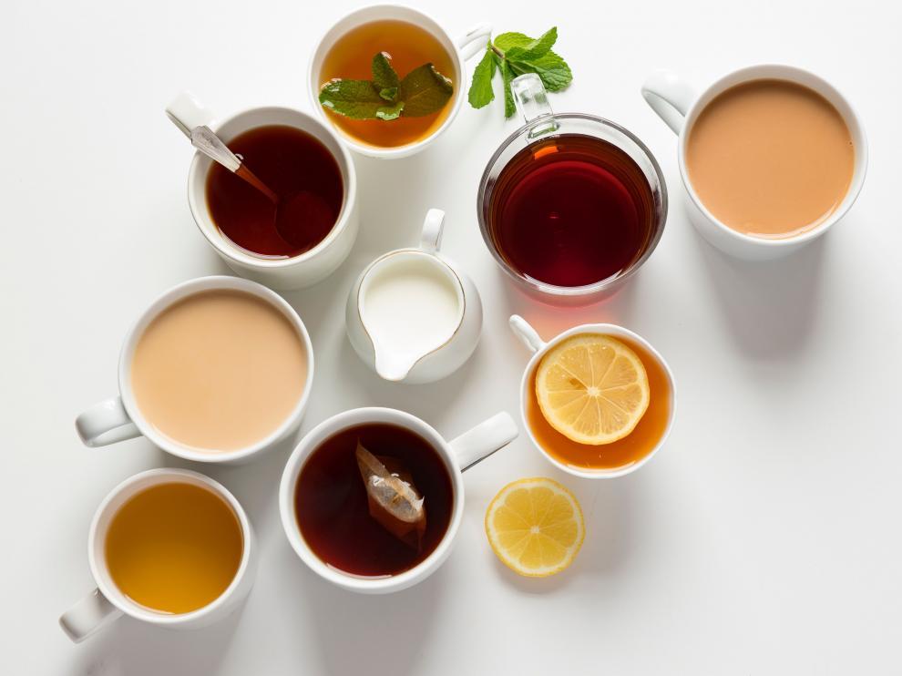 Por su composición, el té tiene numerosas propiedades beneficiosas para la salud.