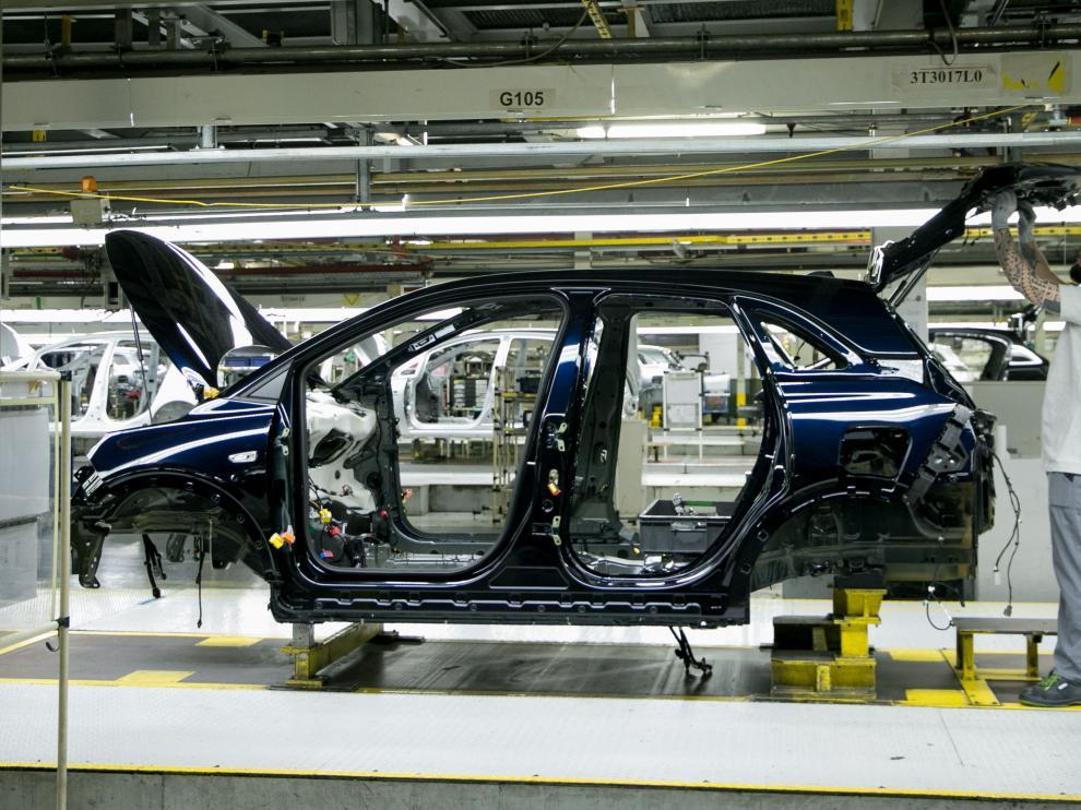 El sector del automóvil tienen buenas perspectivas de empleo este año.