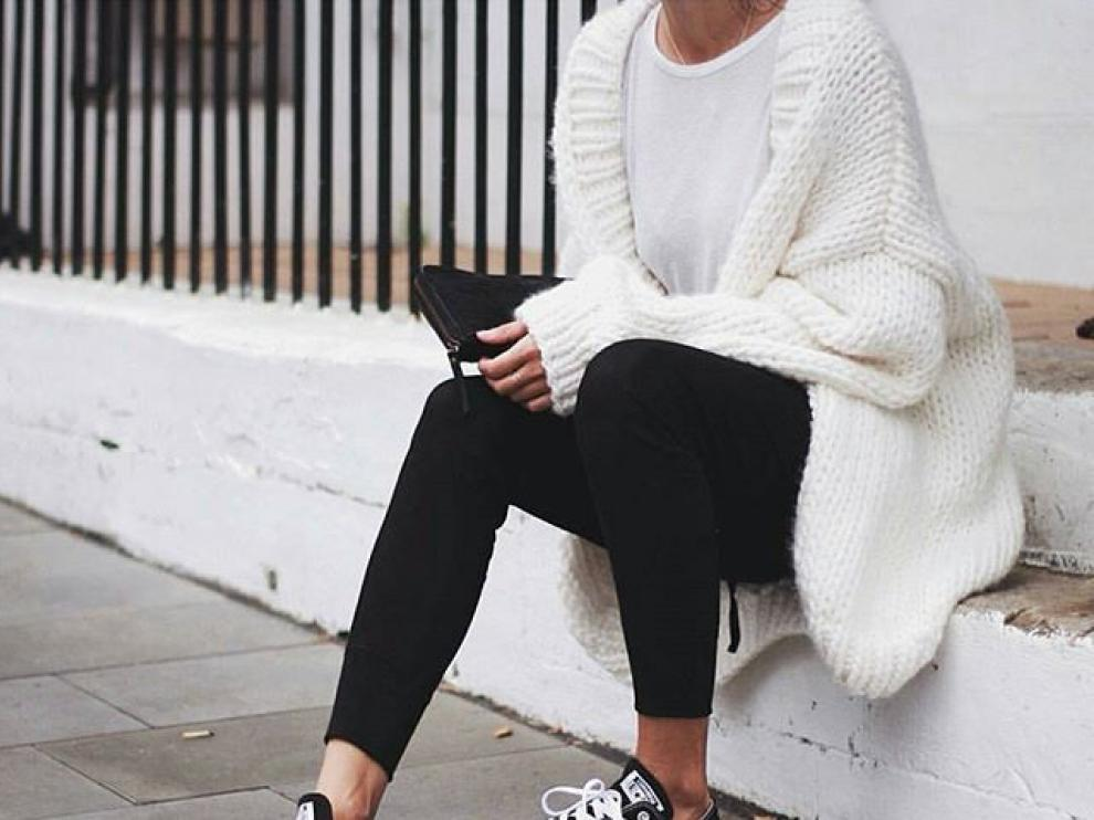 Enseñar los tobillos en invierno puede contribuir a pasar frío.