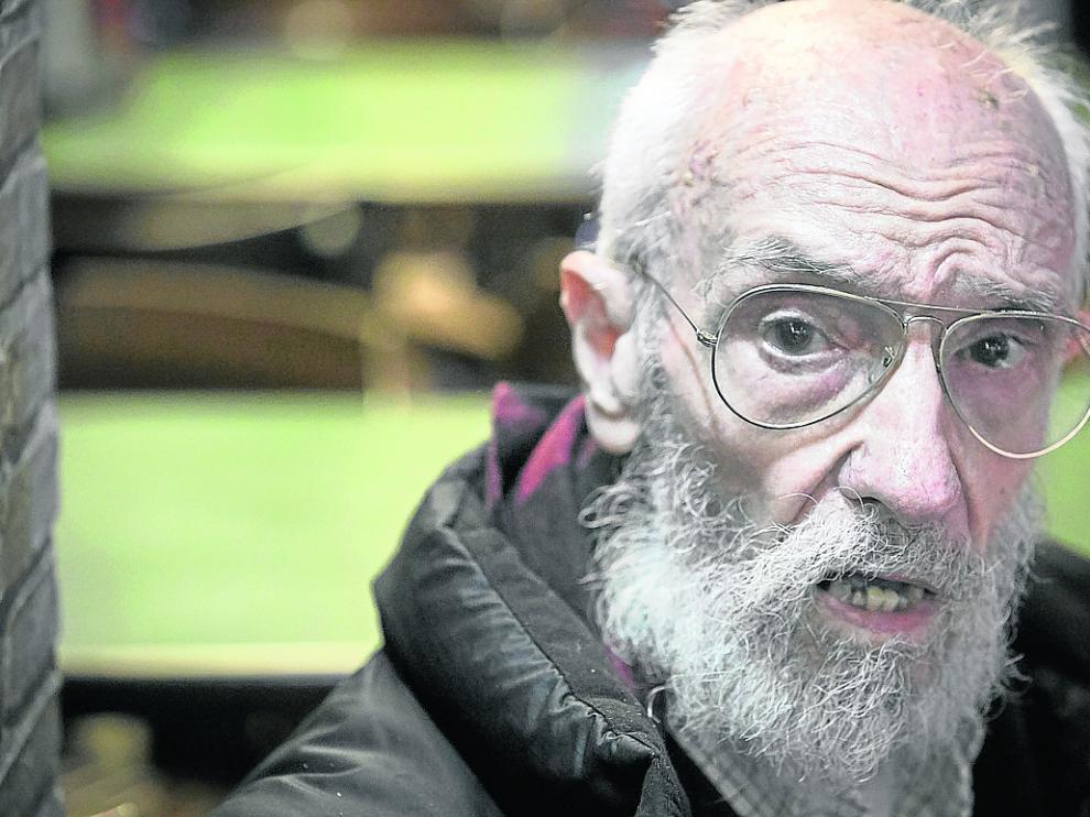Josep Soler, de 83 años, es un gran músico del siglo XX y XXI de Cataluña y España.