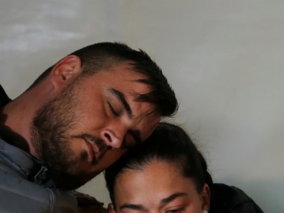 Los padres del pequeño fallecido al caer a un pozo en Totalán