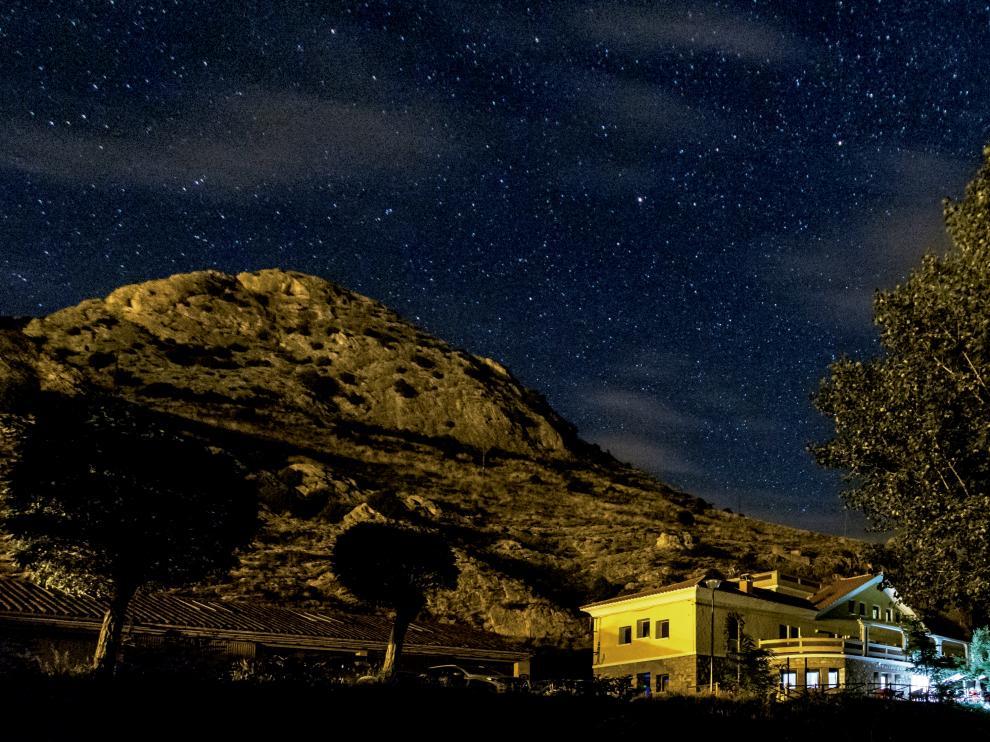 Un viaje a las estrellas sin salir de Teruel, iniciativa turística premiada en Fitur